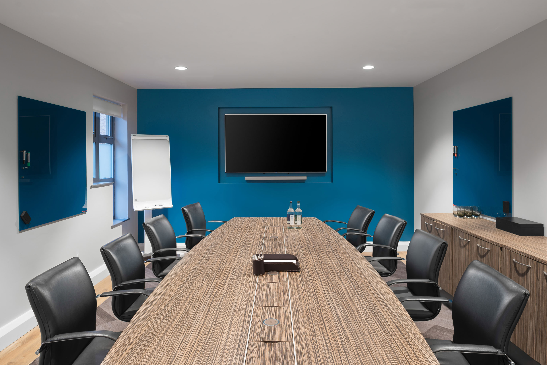 Interior Photographer Meeting Room