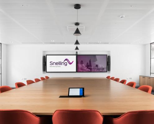 Meeting Room Building Photographer